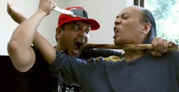 Stunt Fighting is Acting, Too