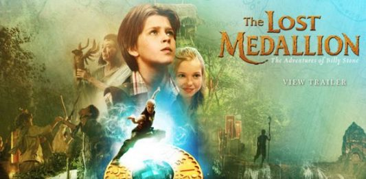The Lost Medallion Movie 2013