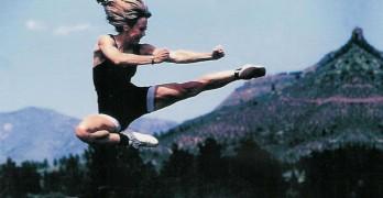 Stuntwoman: Dancing Backwards In High Heels