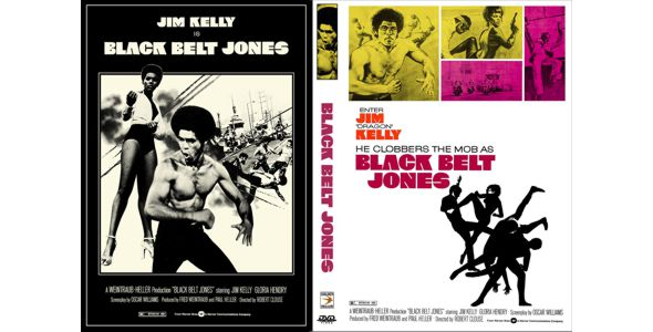 Jim Kelly DVD Set