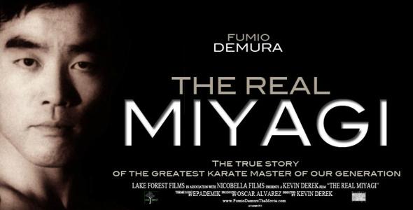 The Real Miyagi Fumio Demura