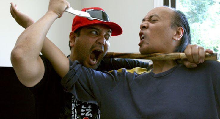 Sonny Sison's gives John Kreng his Pinoy Thank You.