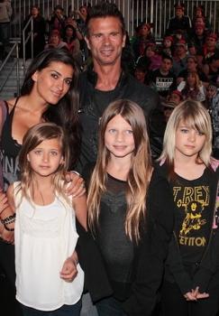 Lorenzo Lamas Family 2011