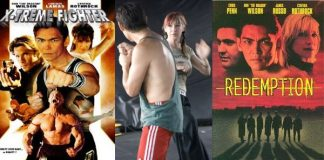 Don Wilson and Cynthia Rothrock Films