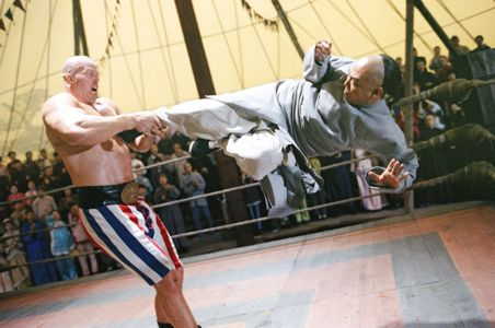 Jet Li in Fearless Movie 2006