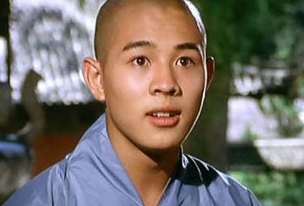 Jet Li in Shaolin Monk