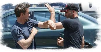 Robert Downey Jr. Wing Chun