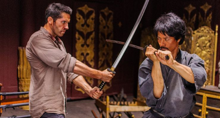 Scott Adkins stars in Isaac Florentine's Close Range 2015