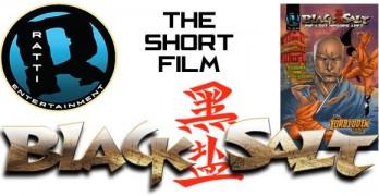 New Martial Arts Comic Book Black Salt Invites Fans to Help Produce the Film Short