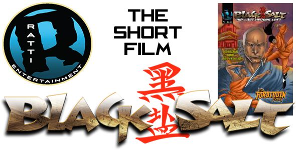 Black Salt The Movie Film Short
