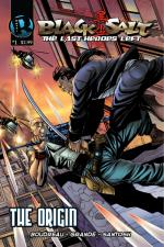 Black Salt Comics Issue 1