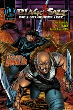 Black Salt Comics Issue 2