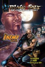 Black Salt Comics Issue 4