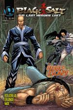 Black Salt Comics Issue 5