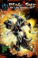 Black Salt Comics Issue 6