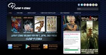 Cloud 9 Comix to Distribute Black Salt Comics