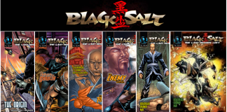 Black Salt Comics