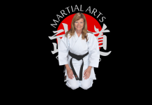 Dana Stamos of Martial Arts Entertainment