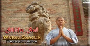 Sal Redner Fight Consultant Black Salt Short