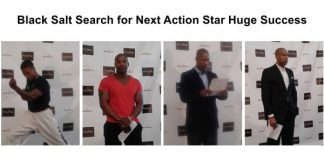 Black Salt Searches for Next Action Star