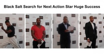 Black Salt The Movie Search for Next Action Star Huge Success