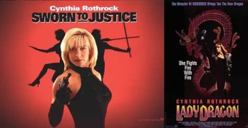 Cynthia Rothrock Stars in The Martial Arts Kid