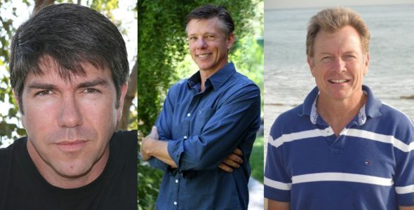 John Medlen, Jeff Habberstad and Merritt Yohnka