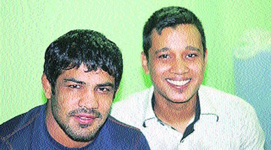 Von Saxena and Sushil Kumar: evolution of mixed martial arts in India