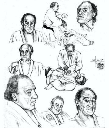 Gene-LeBell-Collage