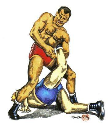 Wrestling-Champ-Lou-Thez