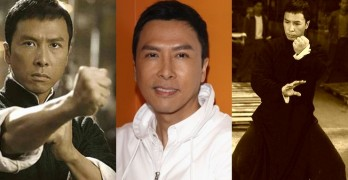 Donnie Yen Outstanding Asian Actor Award