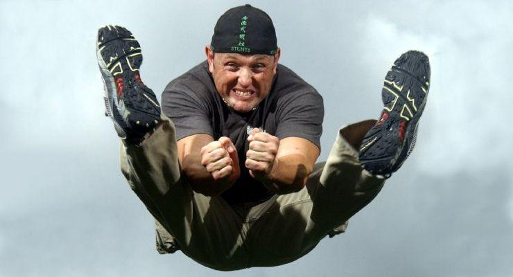 Gary Stearns Stuntman