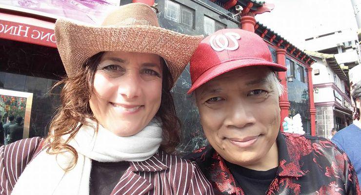 John Kreng and Melissa Tracy Action Actors Seminar