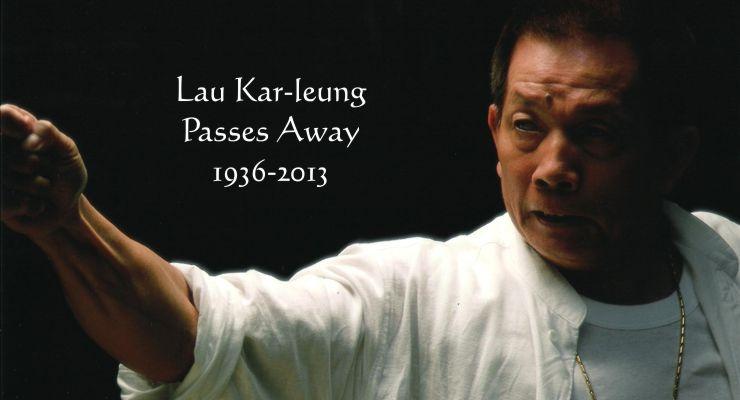 Kar-leung Lau Passed Away