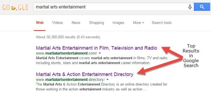 Action Entertainment Advertising