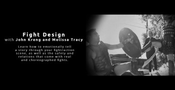 Fight Design for Filmmakers I