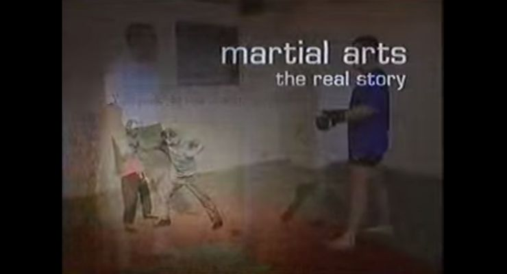 Martial Arts The Real Story