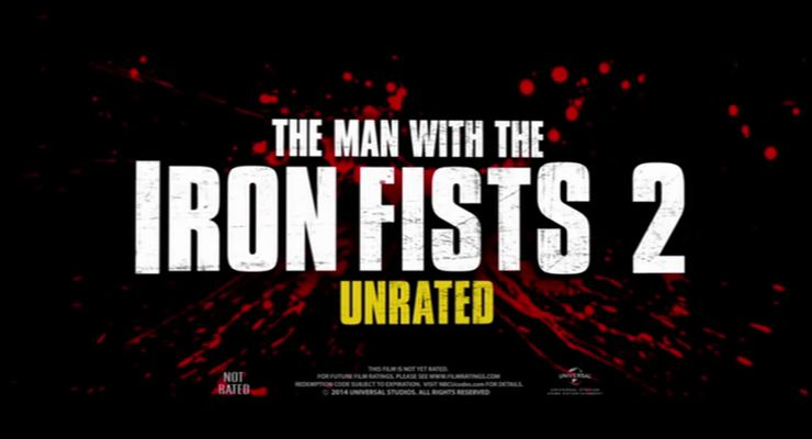 The Man With The Iron Fist 2