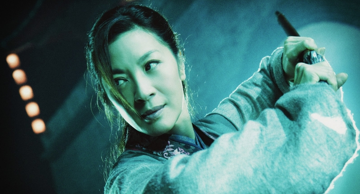 Michelle Yeoh in Assassins