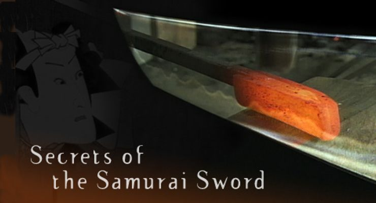 Secrets of the Samurai Sword