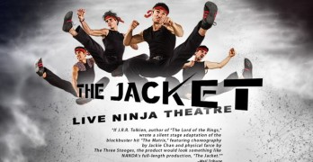 The Jacket Live Ninja Theatre