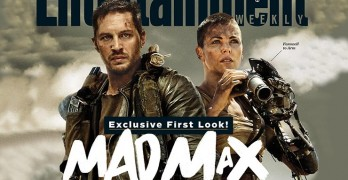 Mad Max Fury Road San Diego Comic Con