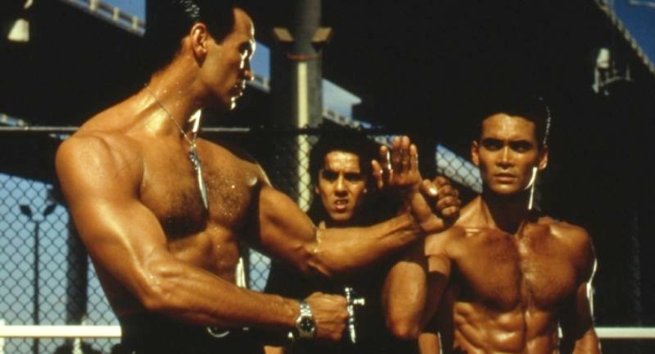 Mark Dacascos in Only The Strong