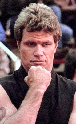 Martin Kove in The Karate Kid (1984)