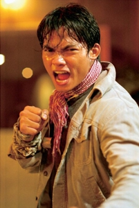 Tony Jaa in The Protector (2005)