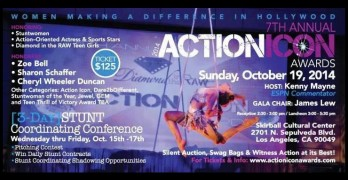 Action Icon Awards 2014