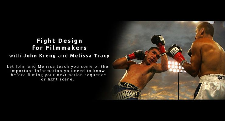 Fight Design for Filmmakers II with John Kreng and Melissa Tracy