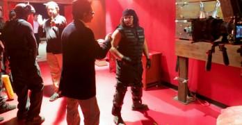 JoJo Garza on the Assassin X Set