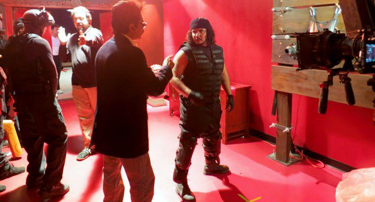 JoJo Garza and Art Camacho  on The Chemist (Assassin X)