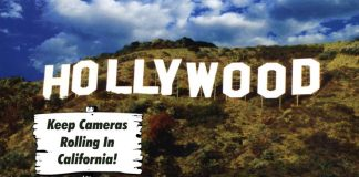 Keep Cameras Rolling in Hollywood
